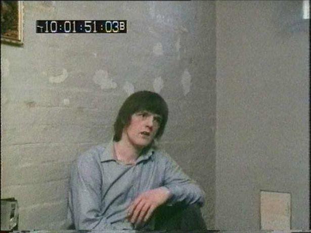 Robert Maudsley in prison cell