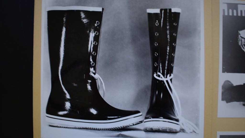The Isdale Woman - Boots like the ones sold to her