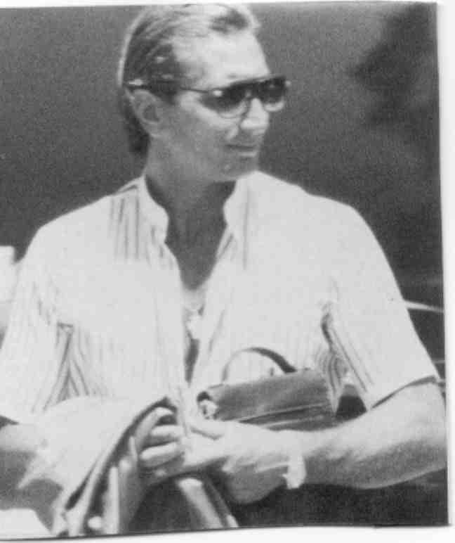 Sicilian Cesare Bonventre